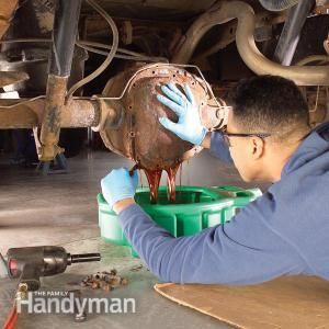 Do you own a truck or SUV?  Learn how to change the differential oil, replace a transfer case shift motor, get a jammed tailgate working again, and make other repairs that can cost hundred$ at a repair shop.
