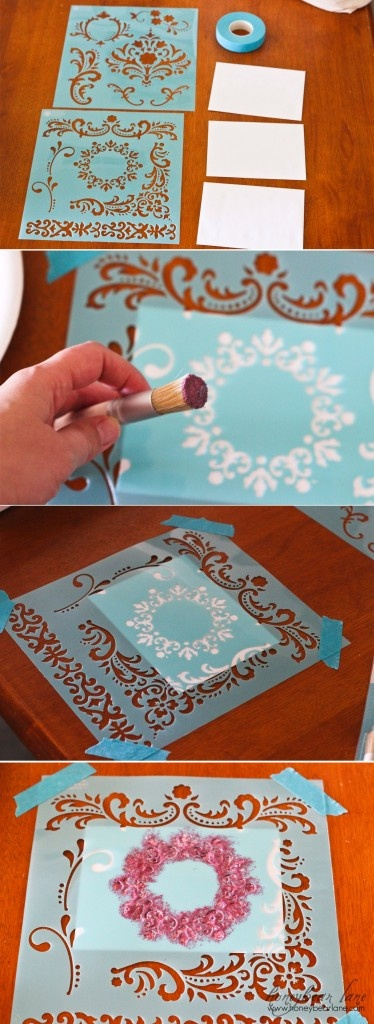 beginners guide to stencils