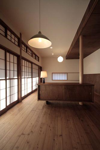 新しい懐かしさを造る 松戸、和のリノベーション
