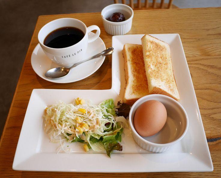 愛知県のコーヒー文化を支える老舗卸問屋の喫茶店で絶品モーニング!松屋コーヒー本店「CAFE LE PIN」 - ネタりか