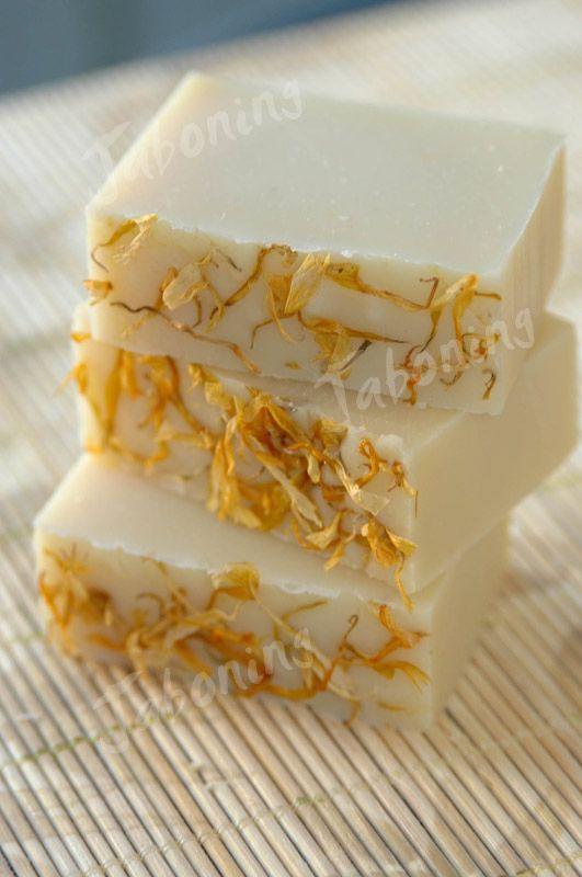 Calendula artisan soap   da Jaboning