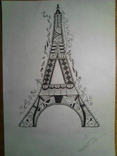 #París #Torre Eiffel