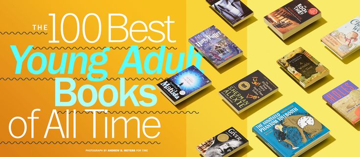 The 100 Best Young-Adult Books of All Time | Time magazine