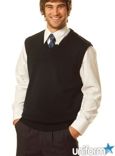 uniforms-Wool/Acrylic Knit Vest See more at:  https://www.uniforms.com.au/