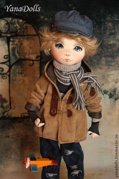 Коллекционные куклы ручной работы. Ярмарка Мастеров - ручная работа Daniel. Handmade.