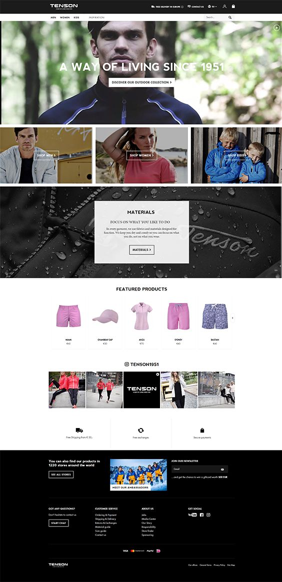 #ShopwareDesign #ShopwareTheme #ShopwareShop #eCommerce #eCommerceSoftware #eCommerceplatform #Onlineshop #Fashion #Sportsfashion #Skifashion