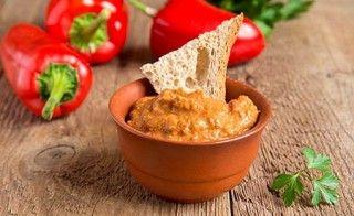 Cashew-Paprika-Aufstrich