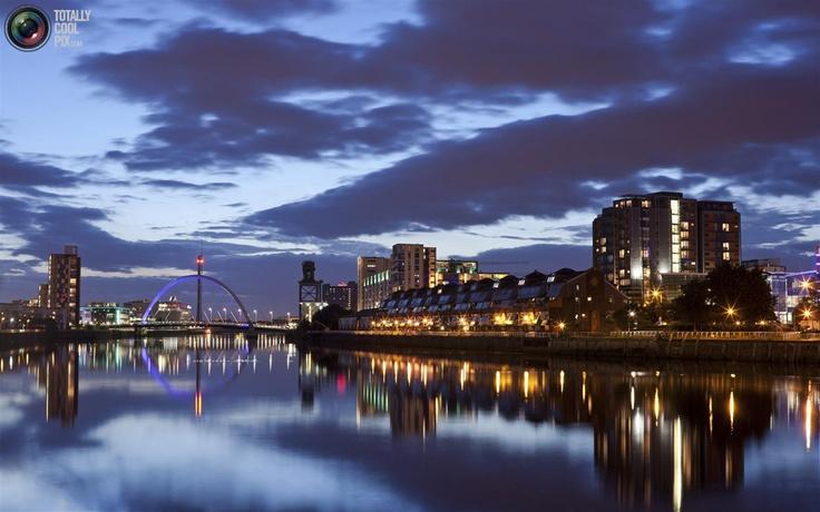 River Clyde, Glasgow   Scotland