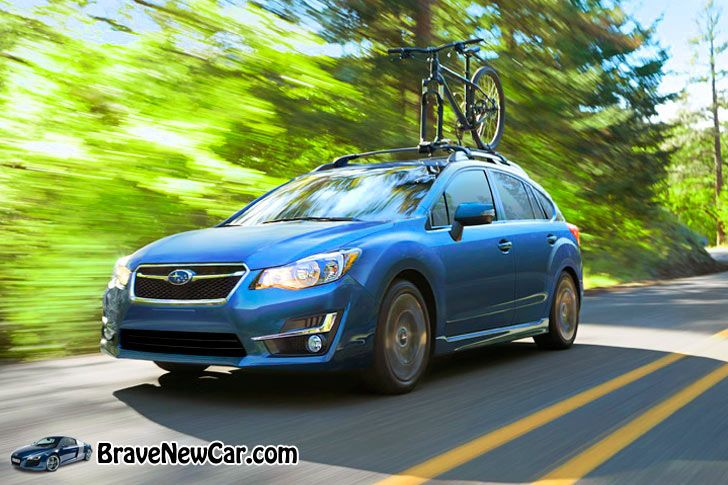 price of subaru impreza 2012