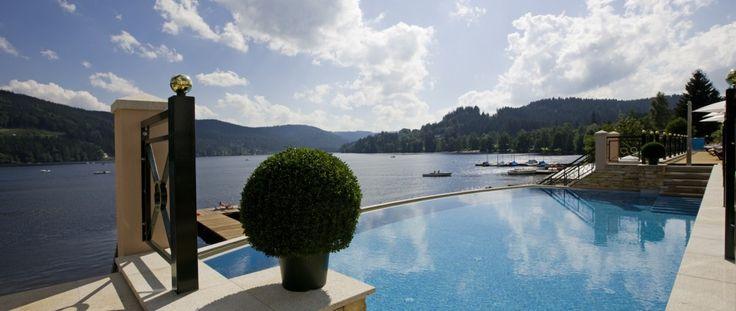 Die BESTEN Wellnesshotels im Schwarzwald