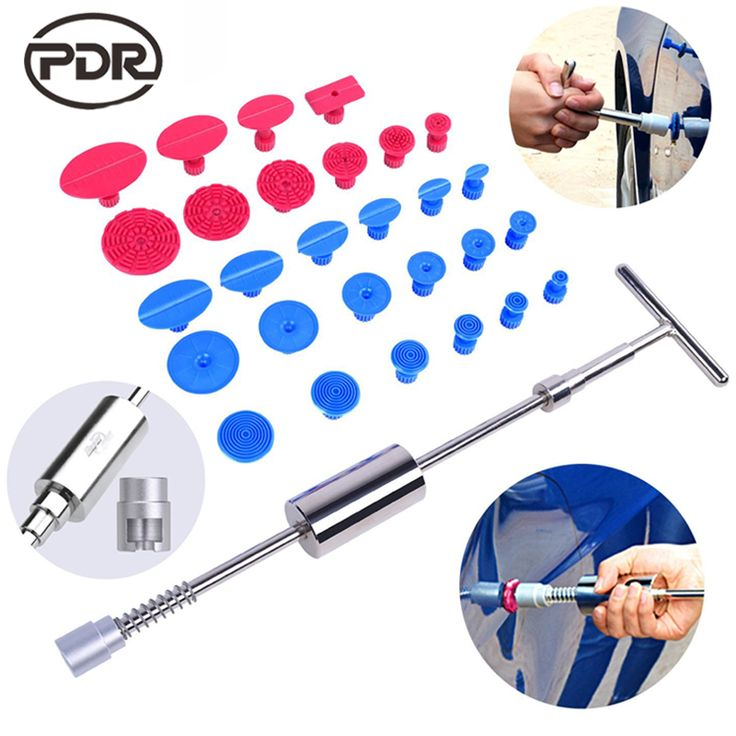 Pdr أدوات مطرقة pdr دنت مجتذب slide hammer عكسي الغراء الفطريات الالتصاق ل إزالة دنت دنت paintless tabs إصلاح
