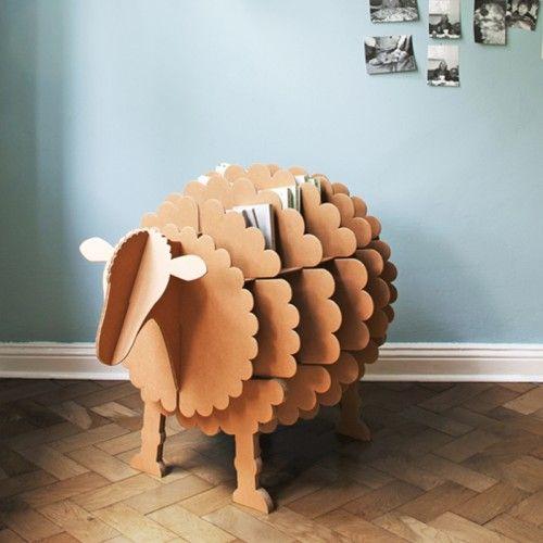 regalschaf molly pappm bel online und direkt bestellen ihr eshop f r m bel aus pappe von. Black Bedroom Furniture Sets. Home Design Ideas