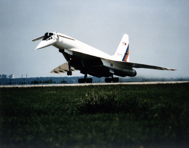 Tupolev Tu-144 - Wikipedia, the free encyclopedia