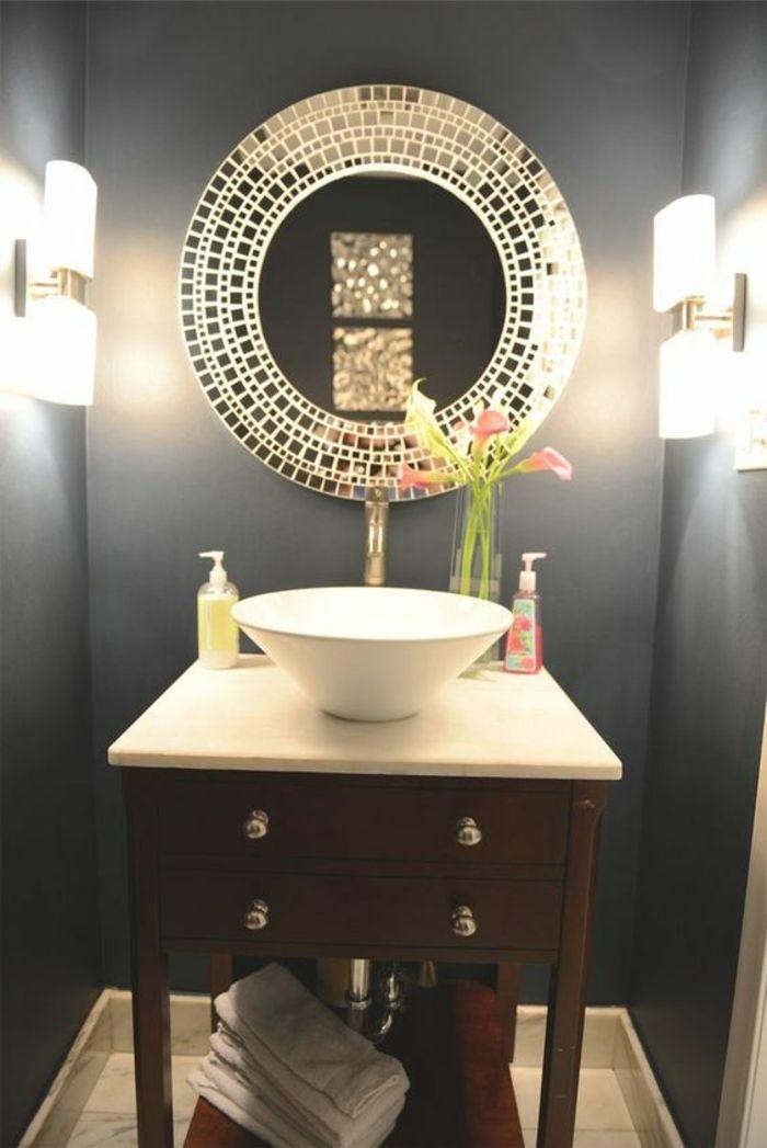 17 best ideas about miroir lumineux on pinterest miroir avec lumiere miroi - Miroir salle de bain lumineux avec radio ...