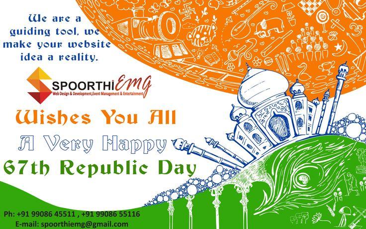 HAPPY 67TH REPUBLIC DAY TO ALL
