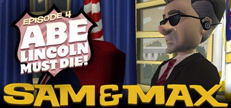 Sam & Max 104: Abe Lincoln Must Die! su Steam
