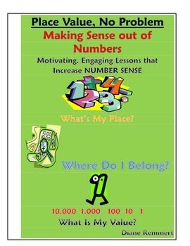80 best free tpt math 3rd 5th images on pinterest teaching ideas 5 place value lessons with differentiated activities to help students understand each place and the value of numbers focus students build numbers and fandeluxe Images