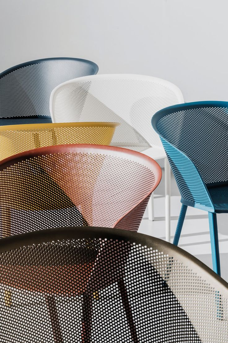 7. Perforated surfaces