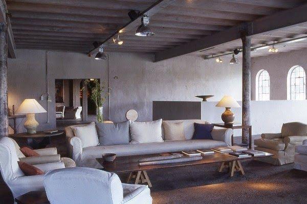 Heteruf Designs: Axel Vervoordt, el gran maestro de la decoración actual