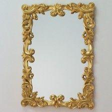Obdĺžnikové zrkadlá - Moderné zrkadlá, dizajnové stoly a stoličky - Glamour Design.eu