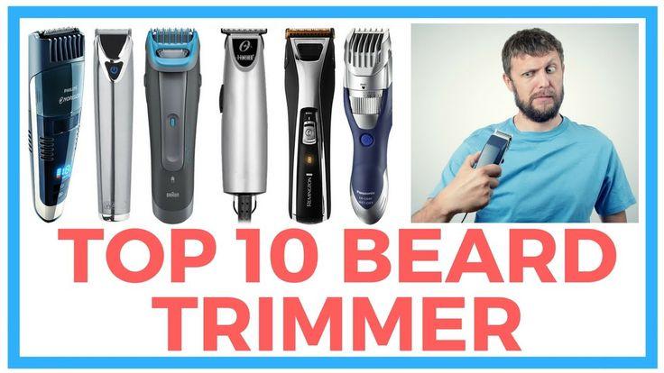 10 Best Beard Trimmer Reviews for Men in 2017   Beard Trimmer Reviews https://youtu.be/uDhyJjL4Nok
