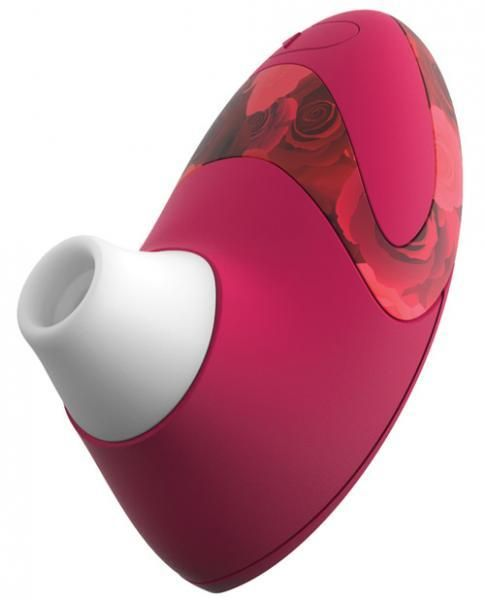 The best selling revolutionary toy for women that has taken the world by storm has been upgraded! Now with a new compact design making it more comfortable to hold and use and now featuring an incredible 8 intensity levels. The Womanizer is a new revolutionary product that provides touchless stimulation of the clitoris. The soft silicone head offers light suction with pulsating pleasure waves for a completely unique and intense experience. Progress through 8 functions of vibration intensity…