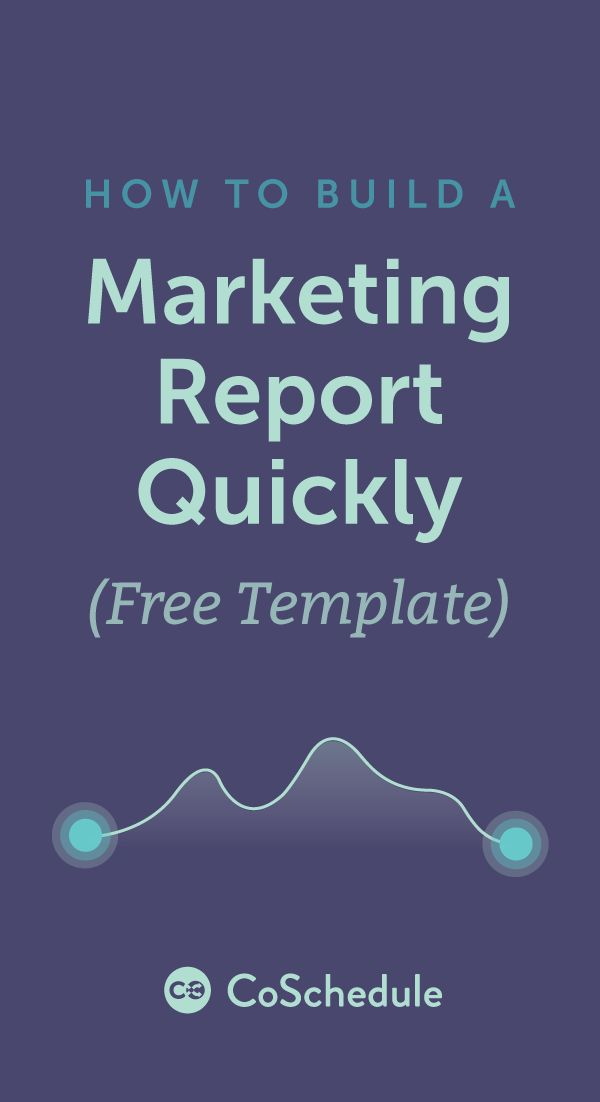 The  Best Marketing Report Ideas On   Simple Business