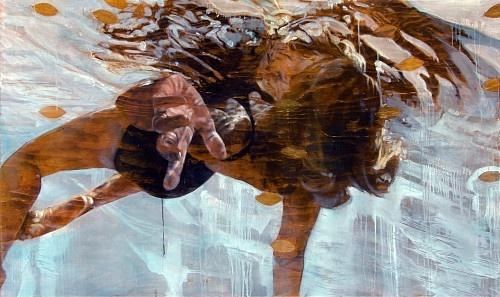 """Flow"" by Carol Bennett"