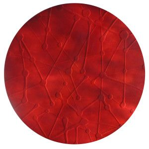 """""""Red Orbit"""" by Luise Fong"""