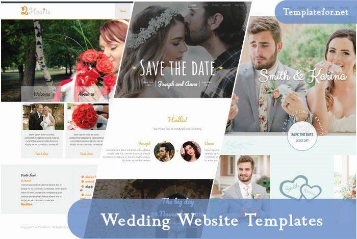 Free Wedding Templates Templatemonster Free Wedding Website Templates Wedding Website Free Free Wedding Templates
