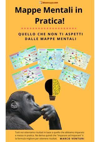 Free ebook- Mappe Mentali in pratica