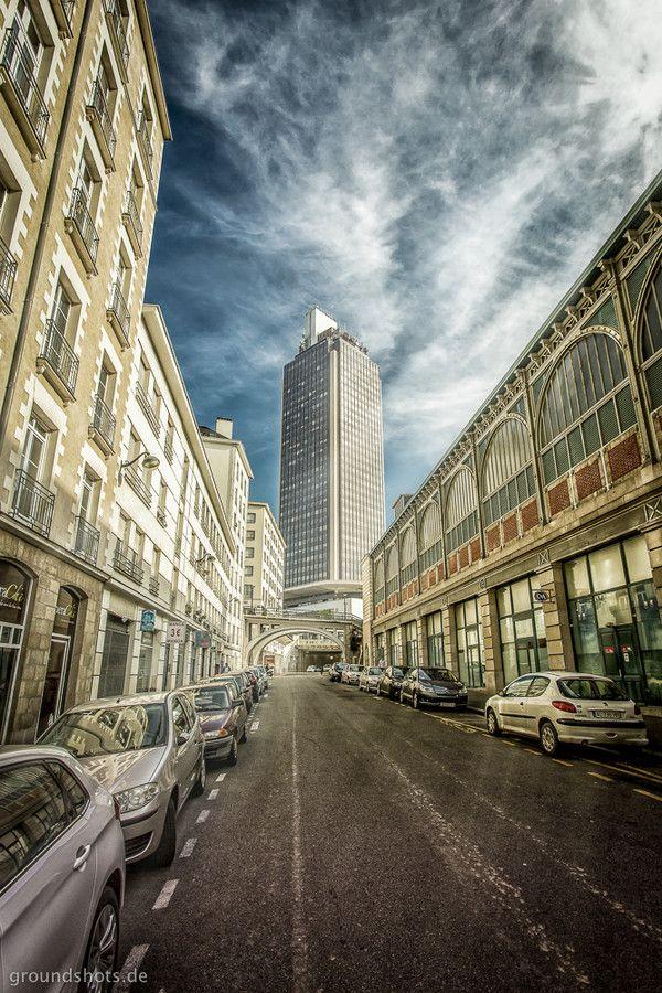 La tour Bretagne, Nantes by Stephan Weber on 500px