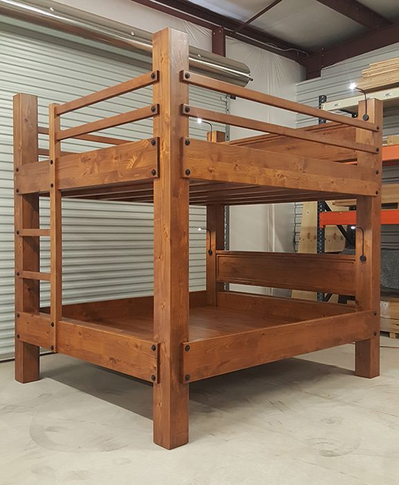 brand new 6782a 19d7e Pin by Haak Designs LLC on Adult King Bunk Beds in 2019 ...