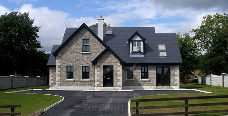 New home for sale, The Copper, The Demesne, Monivea, Galway. http://www.topcomhomes.com/ireland-new-homes