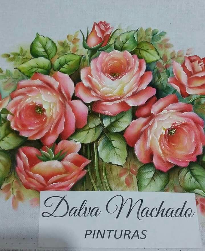 Favoritos 793 best Pintura II images on Pinterest | Painting on fabric  IH54