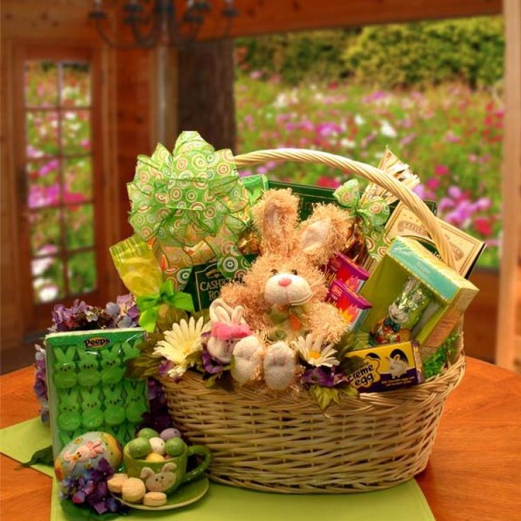 170 best unique gift baskets images on pinterest christmas gift baskets an easter festival deluxe gift basket hop into the hearts of your loved ones this year with our easter festival gift basket negle Choice Image