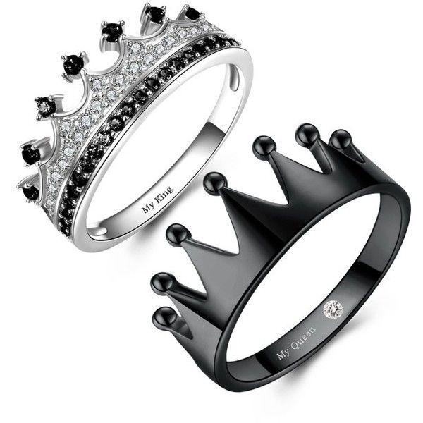 Wedding Band Series: Best 25+ Princess Crown Rings Ideas On Pinterest