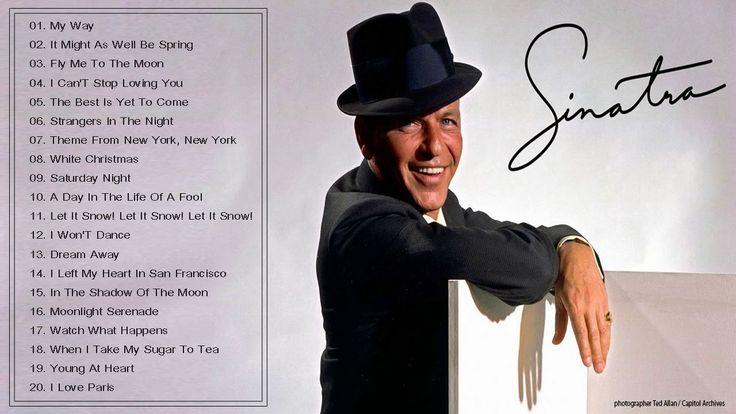 Frank Sinatra greatest hits (full album) -  Best songs of Frank Sinatra