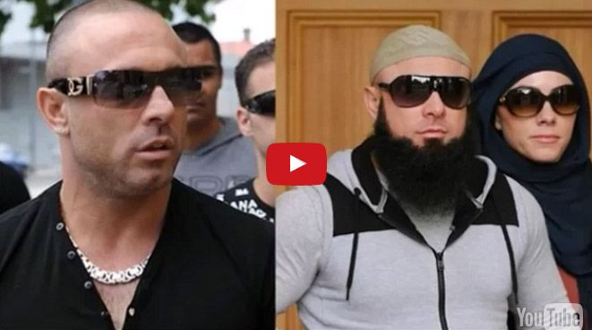 From Italian Gangster To Islam (VIDEO)