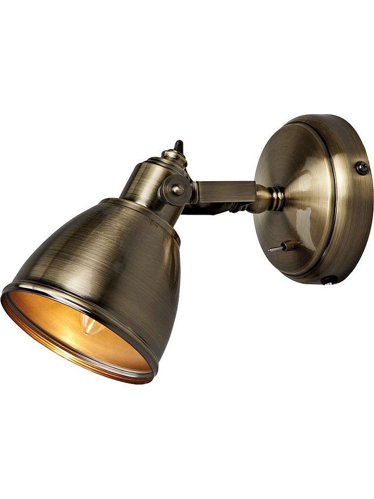 Sänglampa i metall - Markslöjd 104048