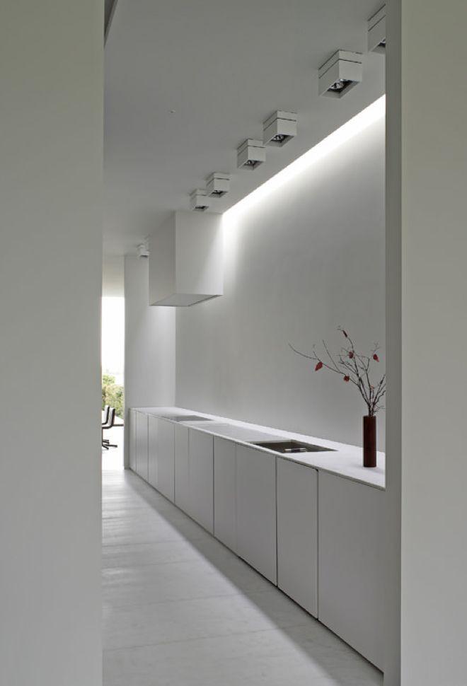 Poperinge project, Interior design in Belgium by Minus architects _
