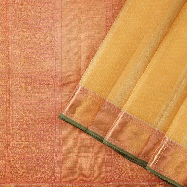 Kanakavalli Kanjivaram Silk Sari 280-01-23919 - Cover View