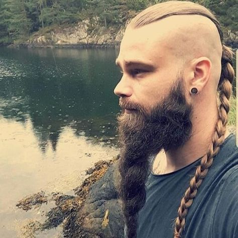 50 viking hairstyles to channel that inner warrior