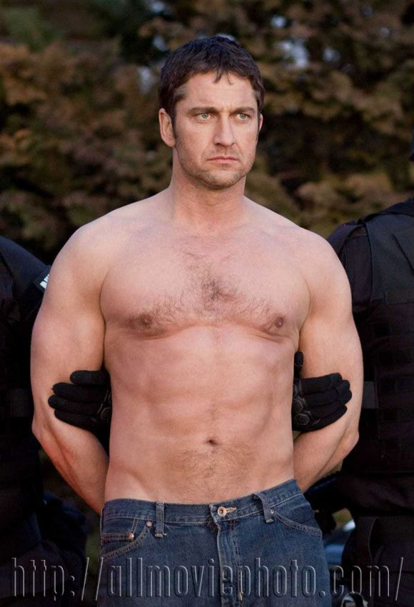 Gerard Butler: Law Abiding Citizen