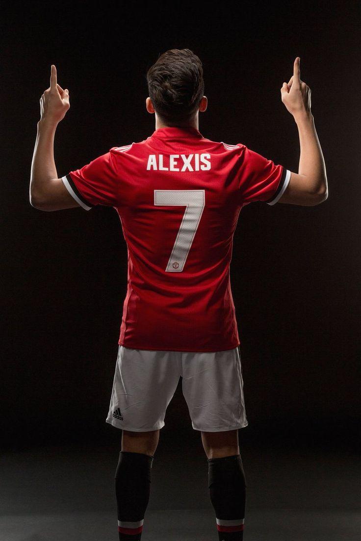 Alexis Sanchéz - Manchester United MUFC