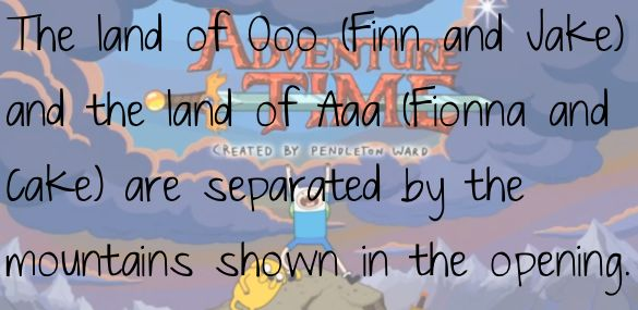 land of aaa characters | adventure time the land of aaa