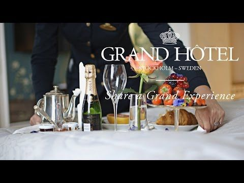 (69) How to make the perfect breakfast in bed | The Grand Hôtel Tutorial - YouTube