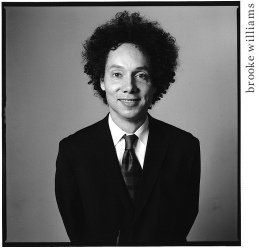 Malcolm Gladwell.  Writer, contributor to the New Yorker, etc.  If you've never read anything by Gladwell - change that today!  Everything he writes is fascinating.