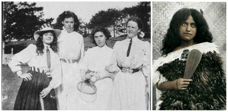 Australia and New Zealand What young people looked like 100 years ago