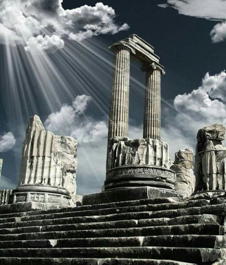 Dydima, Temple of Apollo.